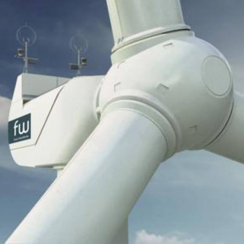 Windenergieanlage BW 2000
