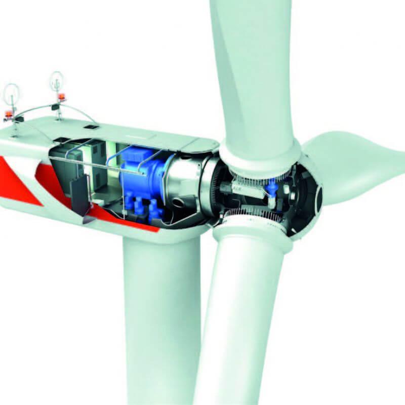 Windenergieanlage BW 3500